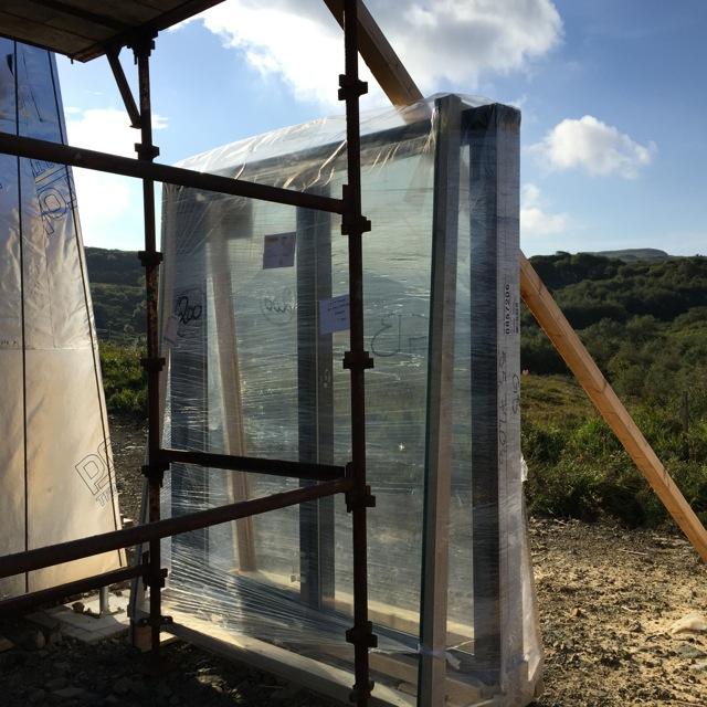 Before Closeup Of Heavily Glazed Cabinet Doors Builder: Blog Of Studio Build Fiskavaig