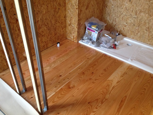 Plumbing and fittings blog of studio build fiskavaig for Bare floor meaning
